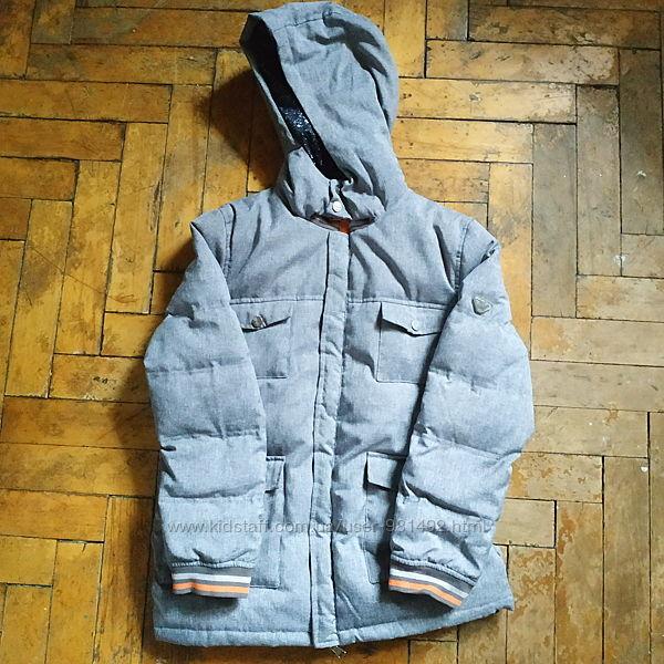 Зимняя куртка еврозима Armani Junior Италия
