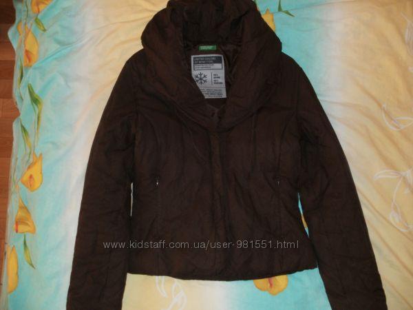 куртка BENETTON б-у размер S