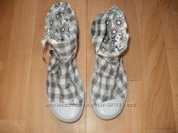 395b42b2f8b6 новые тканевые ботинки fafala 38-39размер, 300 грн. Женские ботинки ...