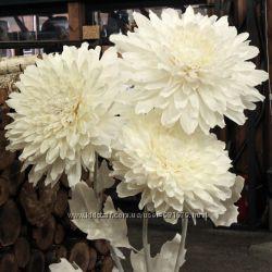 Большие ростовые цветы, декор выпускного, свадьбы, магазина, витрины, салона