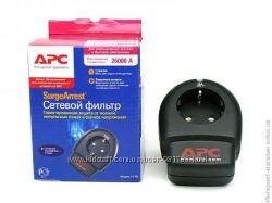 cетевой фильтр недорого новый APC P1-RS
