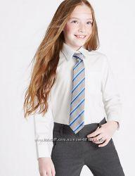 Нарядные школьные белые блузы  размер 9-10-11-12-13-14-15-16