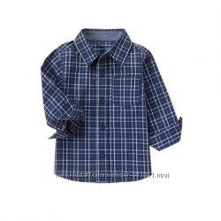 Рубашки для мальчиков на 3-4-5-6 лет