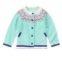 Кофты, пуловеры, свитера для девочек на 1-2-3 года