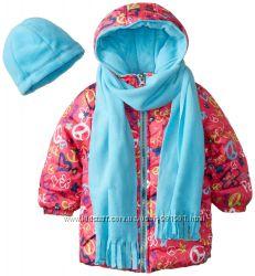 Курточки, жакеты для девочек на 3-4-5-6 лет