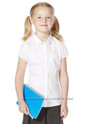 Школьная форма для маленьких девочек 6-7 лет - школьные блузы, поло