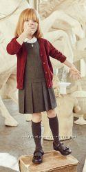 Школьная форма для маленьких девочек - школьные сарафаны, юбки