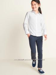 Школьная форма -  штаны, джеггинсы, леггинсы для девочек на 6-7-8-9 лет