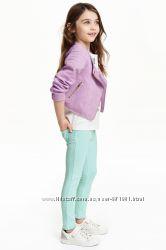 Штаны, джинсы, джеггинсы, треггинсы  для девочек 6-7-8-9 лет