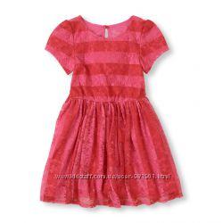 Платья, сарафаны, туники для девочек 6-10 лет