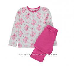 Пижамы детские на девочек 6-7-8-9-10-12 лет
