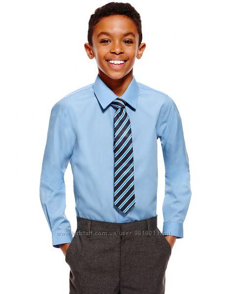 Рубашки для мальчиков 6-7-8-9-10-12-14 лет