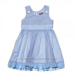 Легкое летнее платье-сарафан для девочки