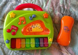 Дитячий телефон-піаніно