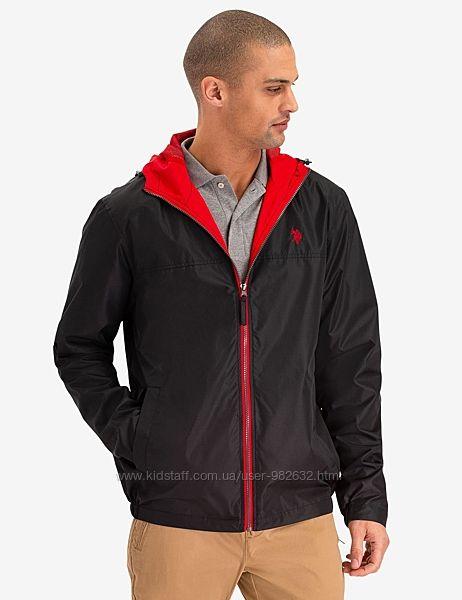 Мужская куртка ветровка US Polo Assn оригинал