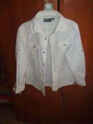 Рубашка для мальчика GEORGE  4- 6 лет