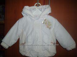 Продается демисезонная курточка на девочку 1, 5-2, 5 года