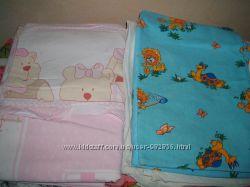 Постельные комплекты для детской кровати