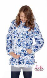 Куртка 3в1 зимняя до -30 градусов - гжель 2 расцветки - Lo-Lo Mommy Secret