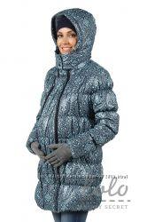 Куртка 3в1 зимняя до -30 градусов -снежинки 4 расцветки- Lo-Lo Mommy Secret