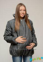 Куртка еврозима 3в1 Молодежная до -15 градусов - клетка - Ням-Ням