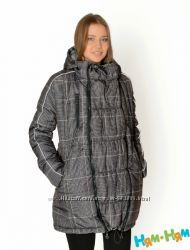 Куртка еврозима Casual 3в1 до -10 градусов - клетка - Ням-ням