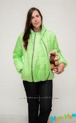 Еврозима куртка 3 расцветки Молодежная 3в1 до -15 градусов - Ням-Ням