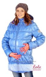 Куртка 3в1 зимняя до -20 градусов 4 расцветки муфта Lo-Lo Mommy Secret
