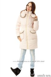 Куртка зимняя 3в1 Герда бланж до -30 градусов - Ехидна