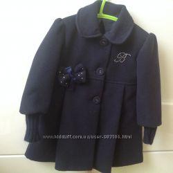 Итальянское пальто 1-2 года
