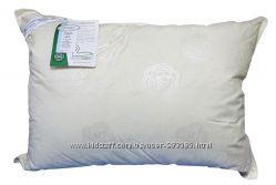 Подушка Leleka Textile искусственный лебяжий пух