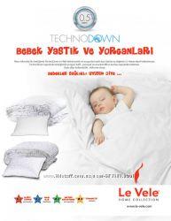 Подушка детская Le Vele Cotton Nano