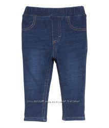лосины под джинс H&M 74, 80 размер