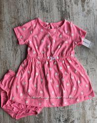 Платье картерс 18 мес