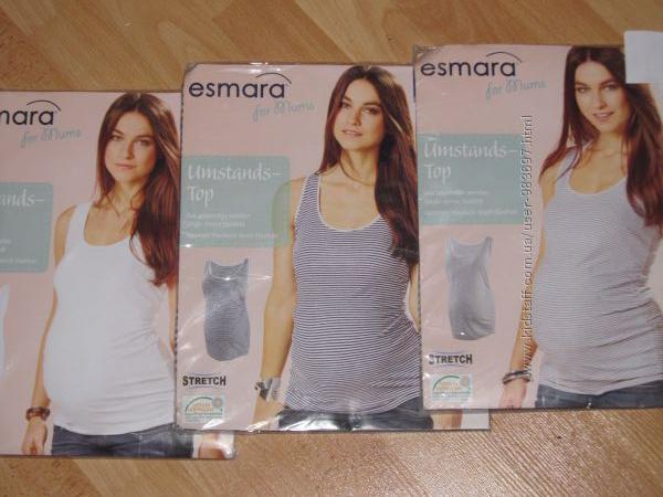 гарні футболки-майки для вагітних