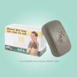 Натуральное мыло на основе минералов Мертвого Моря Health&Beauty