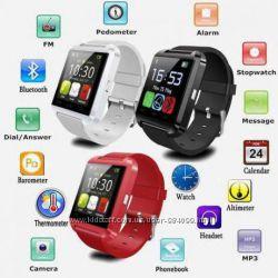 3 цвета Смарт часы Smart Watch U8