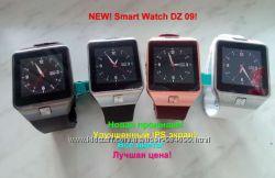 5 цветов Смарт часы Smart Watch DZ09