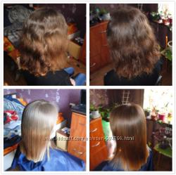 Кератиновое выпрямление волос GlobalKeratin