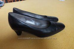 Кожаные туфли Gabor, новые