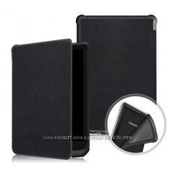 Обложка чехол softShell Craft черная для PocketBook Touch Lux4 627, Basic