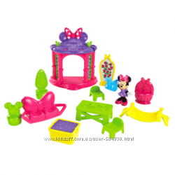 Fisher-Price Minnie Magical Bow sweet home garden picnic