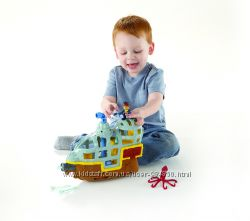 Fisher-Price Jake and the never land pirates - submarine Bucky&acutes never