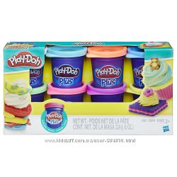 Hasbro для лепки Play-Doh Plus Color Set 8 Pack