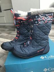 Зимние ботинки Columbia Minx Mid Omni-Heat. US2.