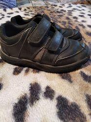 Фирменные ботинки Кларкс 11 H. 29 размер, стелька 18, 3