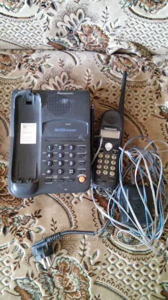 Радиотелефон Panasonic KX-TC1225RUB