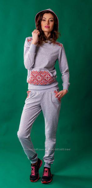 Спортивний костюм з вишивкою 14d20d13dac30