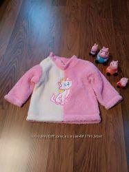 Махровый свитерок