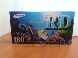 видео кассета Samsung RD180 новая